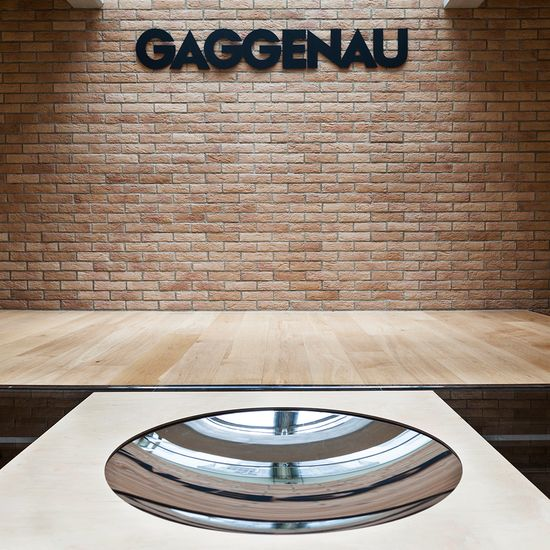The artworks of Maria Wasilewska, 'Reflections & Distortions' is now showing at the Gaggenau DesignElementi Hub in Milan. Maria handcrafted six sculptures made of wood, steel and glass – concluding a four year long project. ...