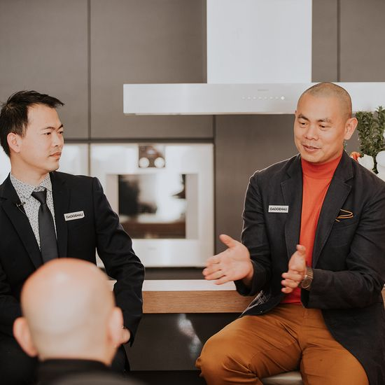 """""""Cooking, is creating the ultimate culinary experience, so every little detail is crucial."""" World renowned chef André Chiang and award-winning interior designer Jacksam Yang exchanged their shared philosophies in both cooking ..."""
