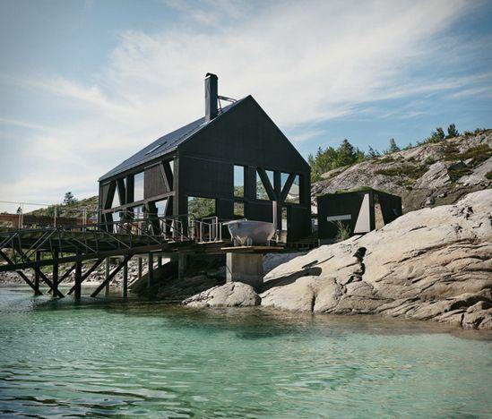 Naustet Stokkoya Boathouse