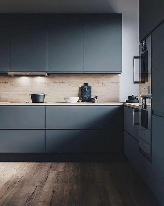 13+ Cool Beautiful Kitchen Design Ideas - Fresh4Home