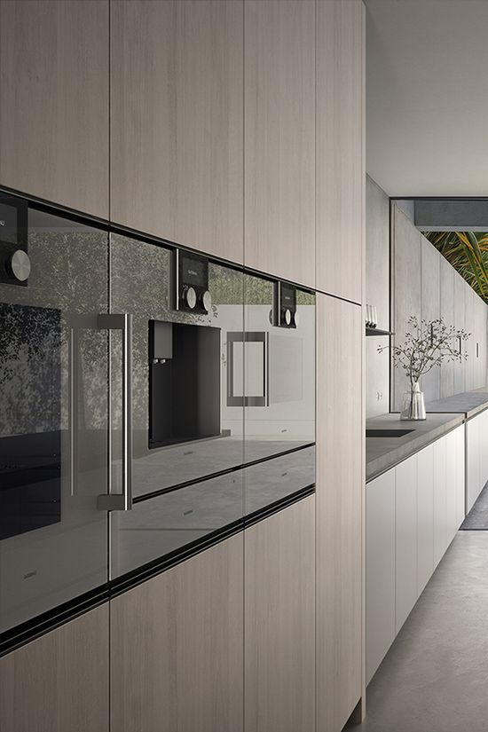 Gaggenau's ovens and coffee machines 200 series are more than just kitchen appliances; they are the soul at the within the heart of the home.