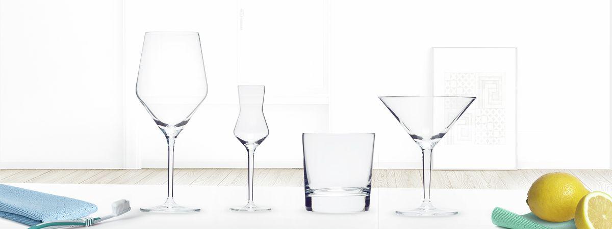 Slik unngår du glasspest og fjerner kalkavleiringer fra glass | Bosch Stories