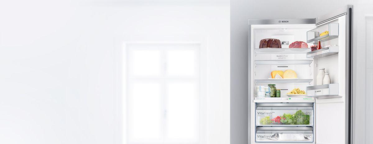 Sådan organiserer du køleskabet.