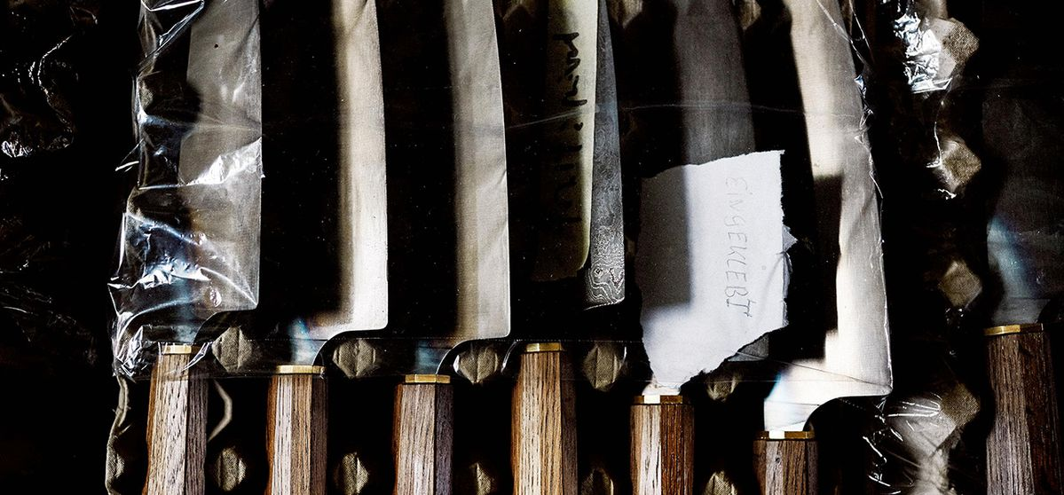 Blades of beauty: the anatomy of a good knife