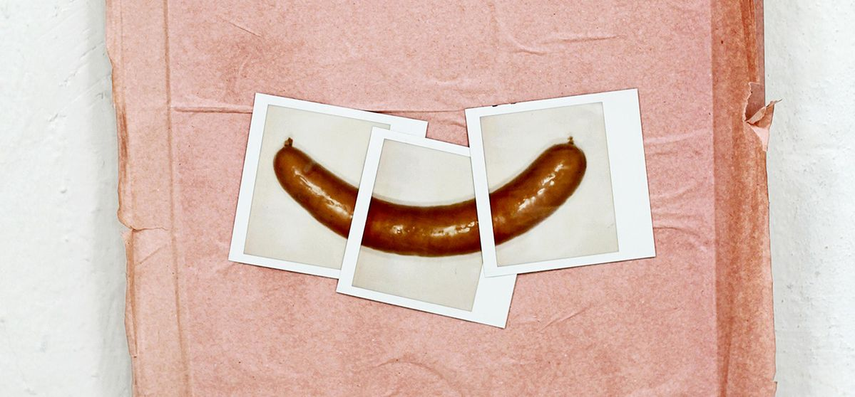 Handcrafted sausages: A Wurst case