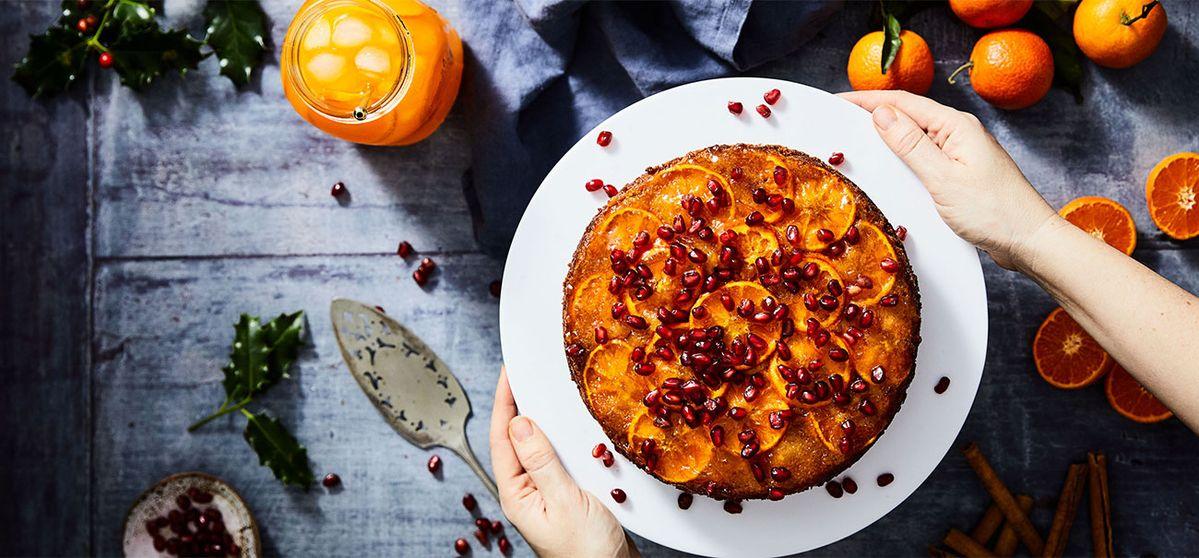 Gluten-free Upside-down Cake