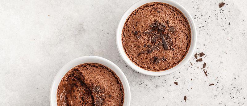 Maak vegan chocolademousse (en andere toetjes) van aquafaba