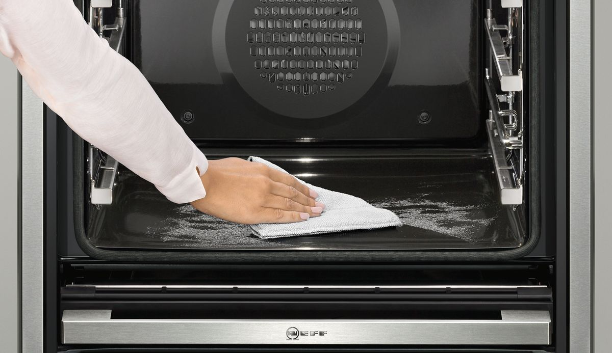 Techniques: What is a Pyrolytic Self-Cleaning Oven?