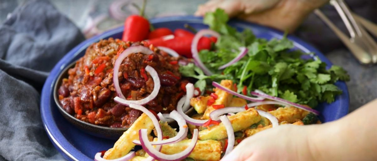 Oven Baked Chilli Con Carne