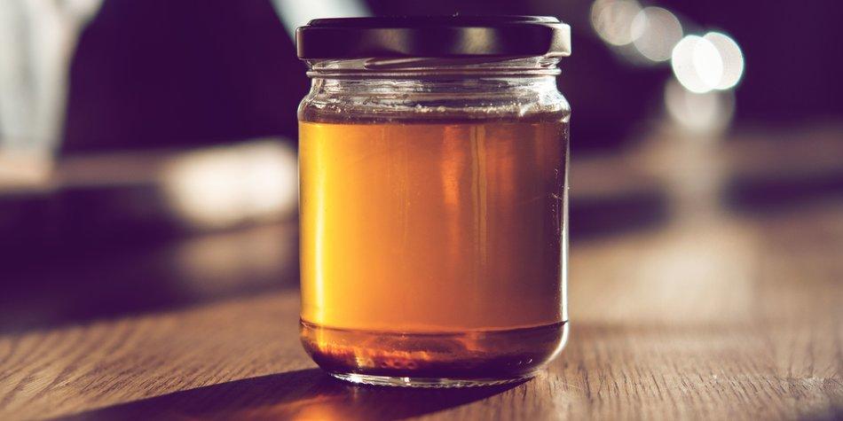 Faulbrut! Deshalb sollte man keine Reste in Honiggläsern lassen